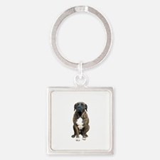 Boerboel #1 Square Keychain