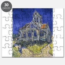 The Church at Auvers Puzzle