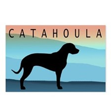 Catahoula Blue Mt.  Postcards (Package of 8)