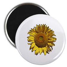 """Sunflower 2.25"""" Magnet (10 pack)"""