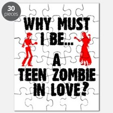 Teen Zombie In Love Puzzle