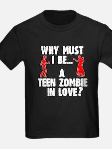 Teen Zombie In Love T