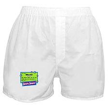 Decisions, Decisions Boxer Shorts