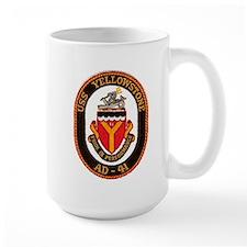USS YELLOWSTONE Mugs