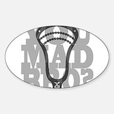 Lacrosse YouMadBro Decal