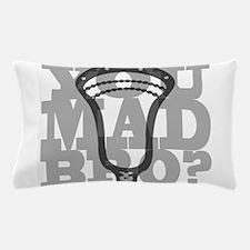 Lacrosse YouMadBro Pillow Case