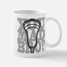 Lacrosse YouMadBro Mugs