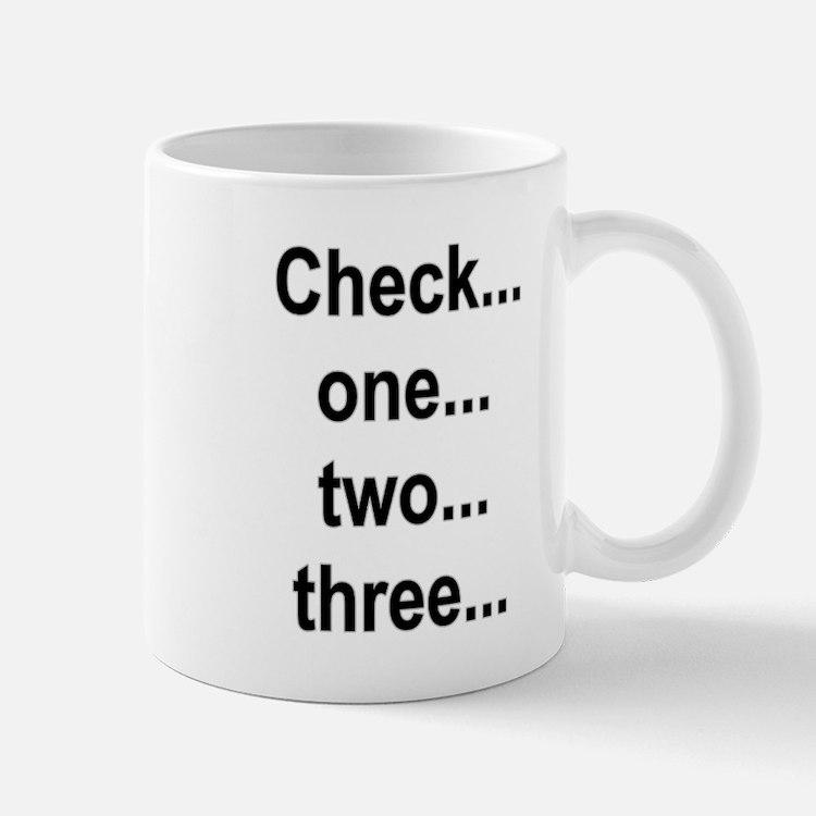 Check one Mugs