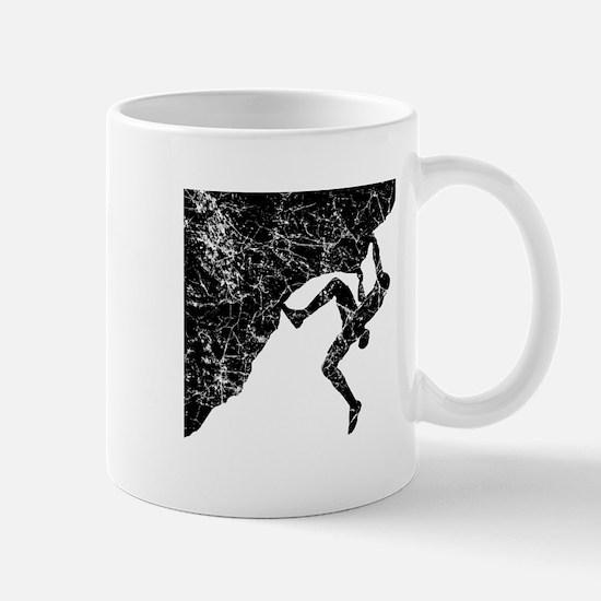 Climber Overhang Mug