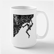 Climber Overhang Large Mug