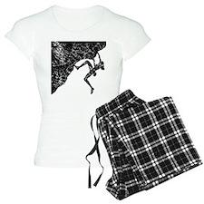 Female Climber Overhang Pajamas
