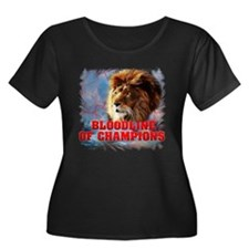 Bloodline of Champions Plus Size T-Shirt