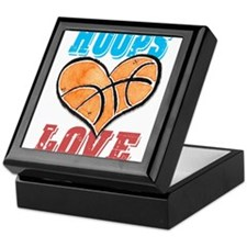 Play Strong Basketball Love Keepsake Box