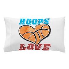 Play Strong Basketball Love Pillow Case