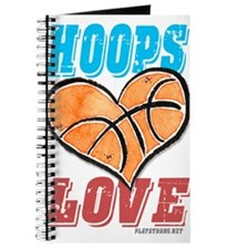 Play Strong Basketball Love Journal