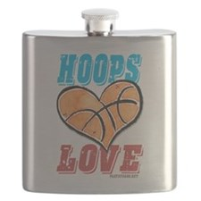 Play Strong Basketball Love Flask