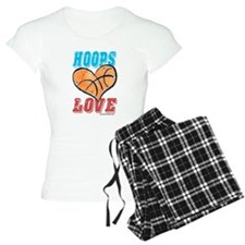 Play Strong Basketball Love Pajamas