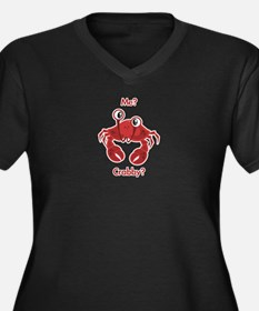 Crabby Plus Size T-Shirt