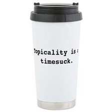 Unique Causes Stainless Steel Travel Mug