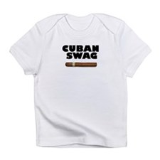 Cuban Swag Infant Infant Infant T-Shirt