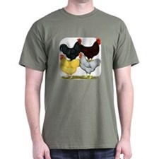 Heavy Breeds Rooster Quartet T-Shirt