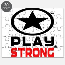 Play Strong Oval Star Puzzle