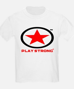 Play Strong Star Logo T-Shirt