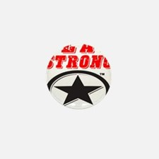 Play Strong Star Mini Button