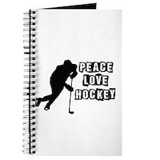 Peace, Love, Hockey Journal