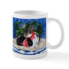 Dexter and Cooper-Island Bunnies Mugs