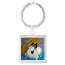 Lu-April Showers Bunny Keychains