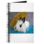 Lu-April Showers Bunny Journal