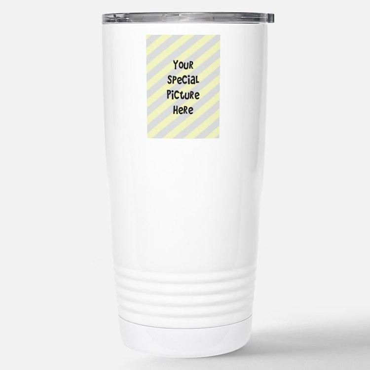 Your Custom Photo Travel Mug