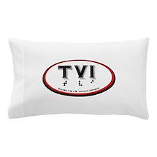 TVI OVAL Pillow Case