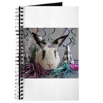 Della-New Years Bunny Journal