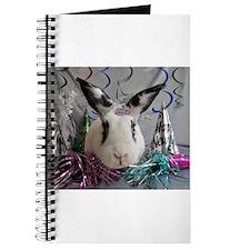 Della-New Years Bunny Journal