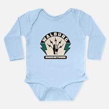 Walburg Radio Network Long Sleeve Infant Bodysuit