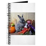 Teddy-Cornucopia Bunny Journal
