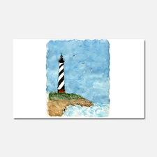lighthouse2.jpg Car Magnet 20 x 12