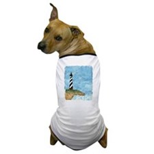 lighthouse2.jpg Dog T-Shirt