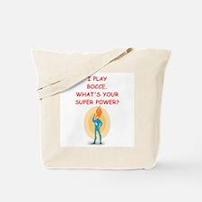 BOCCE Tote Bag