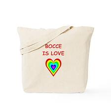 BOCCE2 Tote Bag