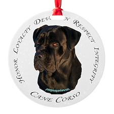 Unique Mastiff Ornament