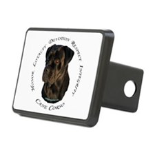 Cute Cane corsos Hitch Cover
