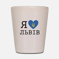 LyublyuUA_Lviv Shot Glass