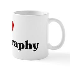 I Love Cryptography Coffee Mug