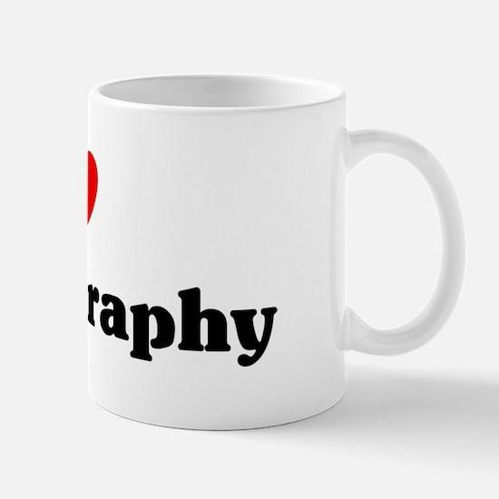 I Love Cryptography Mug