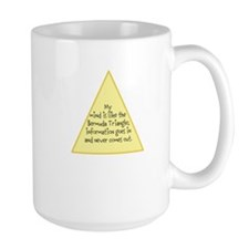 Bermuda Triangle Mugs