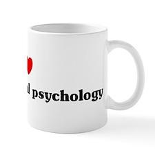 I Love Developmental psycholo Mug