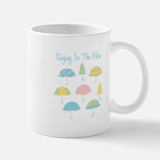 Singing In The Rain Mugs